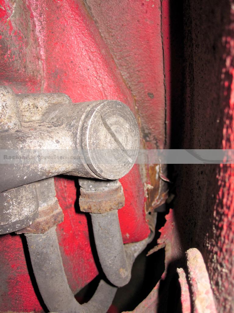 Porsche Rust Repairs