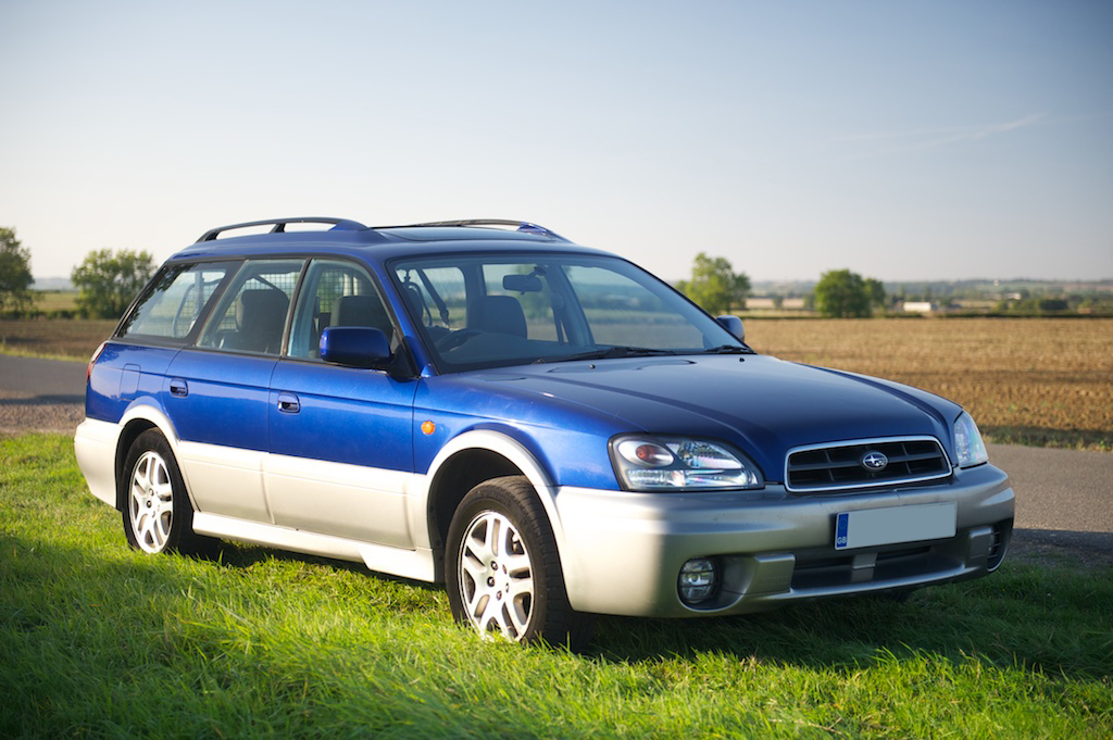 Subaru legacy outback engine rebuild lpg conversion for Legacy restoration
